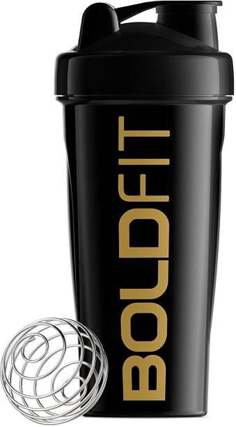 BOLDFIT Gym Shaker Bottle 700ml, Shaker Bottles for Protein Shake 100% Leakproof 700 ml Shaker