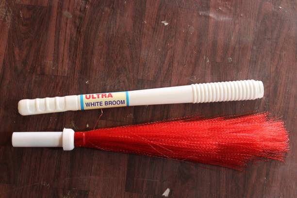 batwada export FOLDING BROOM FOR HOME CLEANING Plastic Dry Broom