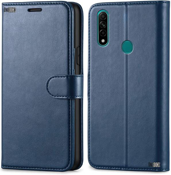 Unirock Flip Cover for Oppo A31