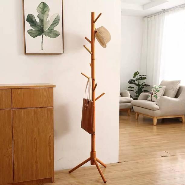 DawnRays Premuim Solid Wood Coat Stand