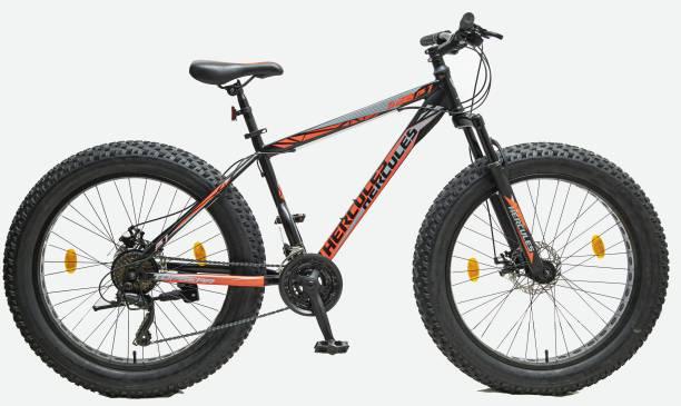 HERCULES TOP GEAR-S26 F1 26 T Mountain Cycle