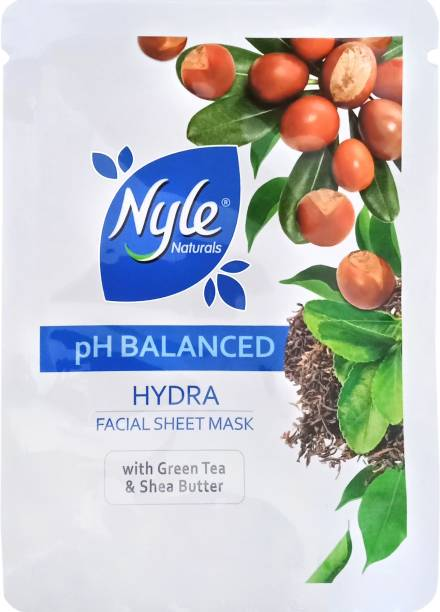 Nyle Hydra Facial Sheet Mask