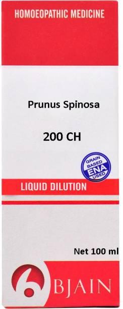 Bjain Prunus Spinosa 200 CH Dilution