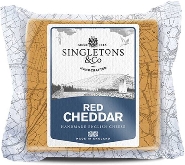 Singletons & Co Mild Red Cheddar Cheese 200 g