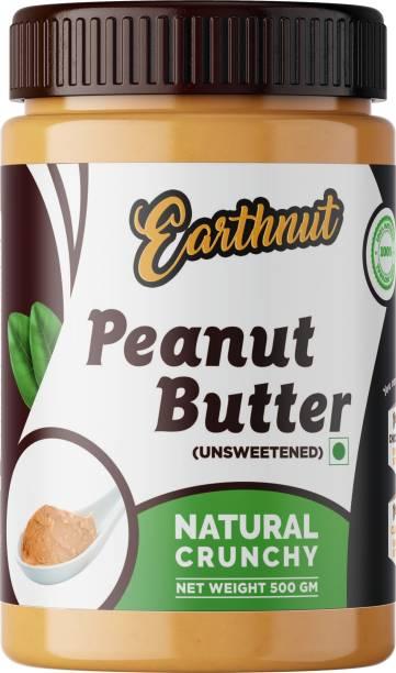 Earthnut crunchy_500g 0.5 kg