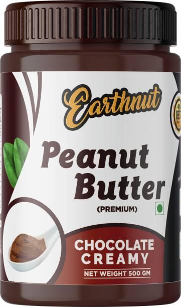 Earthnut Peanut Butter Chocolate 500 g