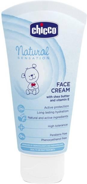 chicco Face Cream Nat Sens 50Ml Intl