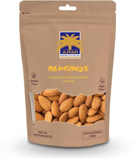 AJFAN || Premium Almonds | 100% Natural Premium Almonds Almonds