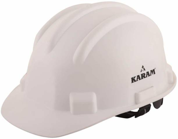 Karam PN521-WHT Construction Helmet