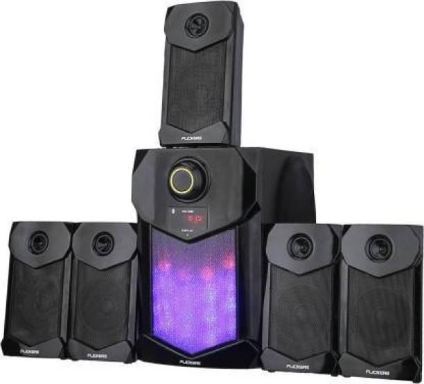 Flickers Kohinoor High Bass 5.1 speaker 130 W Bluetooth Home Theatre