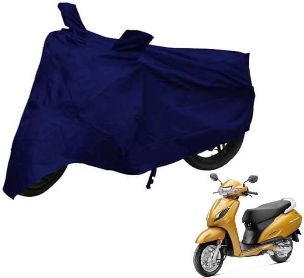 MOCKHE Two Wheeler Cover for Honda