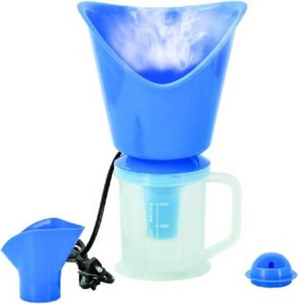 tosim 3 In 1 Nose Steamer, Cough Steamer, Nozzle Inhaler Steam Regular vipro vaporiser cum steam inhaler pack of-1color blue ,WHITE Vaporizer