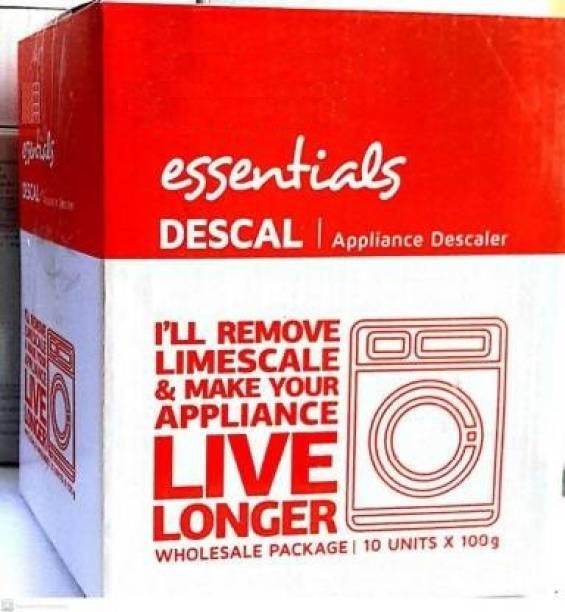 KDG TREADS Genuine Descaling Powder 10x100gms Detergent Powder 1000 g