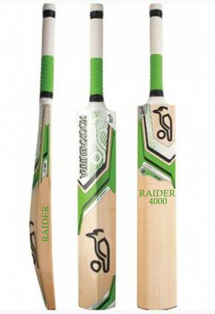 Y2M Kookaburra Kahuna 4000 (FULL SIZE) Poplar Willow Cricket  Bat