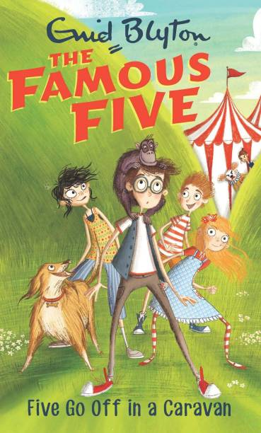 Famous Five: 5: Five Go Off In A Caravan