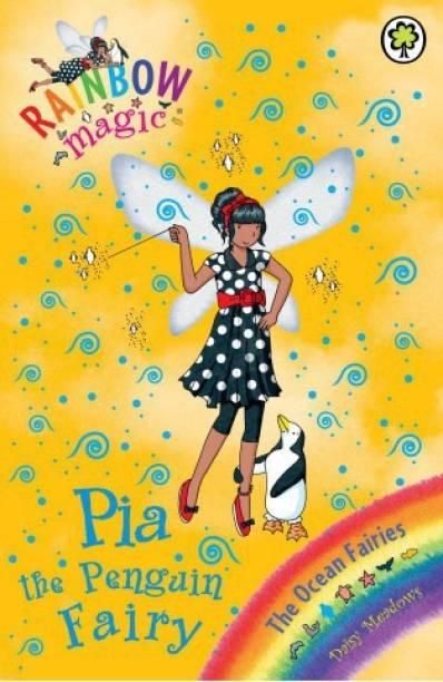 Rainbow Magic: Pia the Penguin Fairy