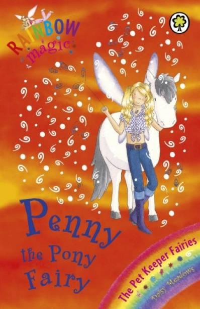Rainbow Magic: Penny The Pony Fairy