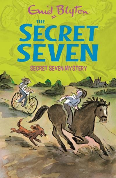 Secret Seven: 9: Secret Seven Mystery