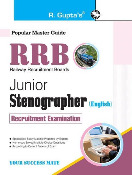 RRB: Junior Stenographer (English) Recruitment Exam Guide