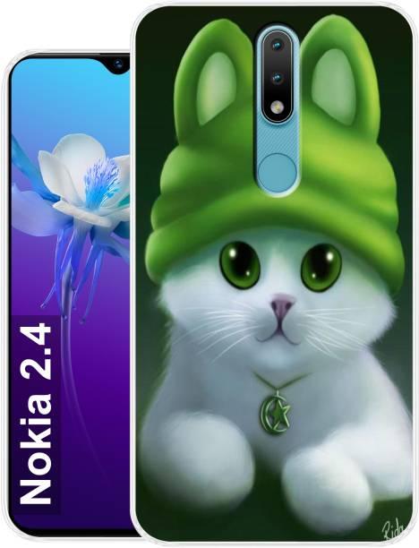 Torenzosmart Back Cover for Nokia 2.4