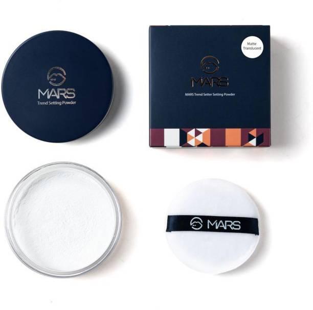 MARS High Definition Ultra Fine Matte Loose Powder Compact
