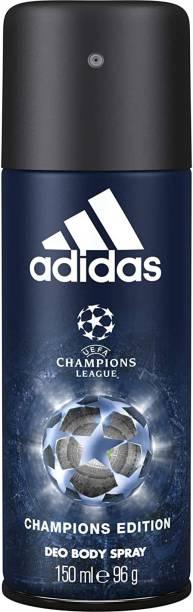 ADIDAS Champions League - Champions Edition Body Spray  -  For Men