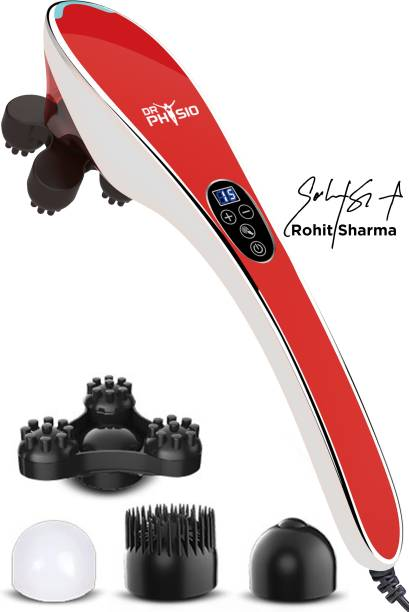 DR PHYSIO (USA) Hammer Pro Electric Powerful Body Massagers with Vibration Massager For Pain Relief Massager