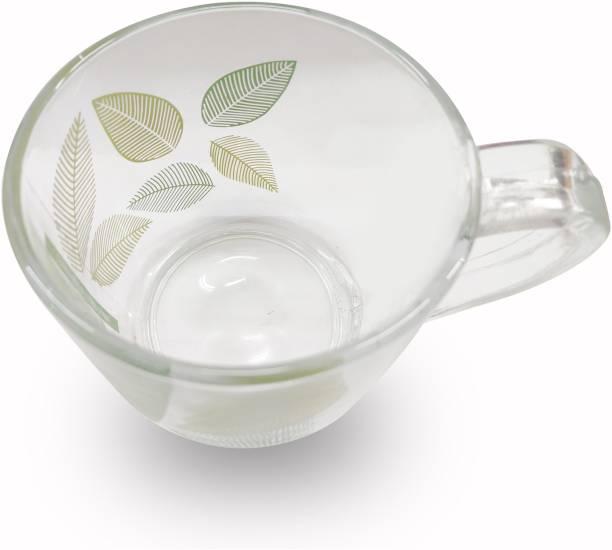 H2O Collection Gassware Jug Glass Coffee Mug