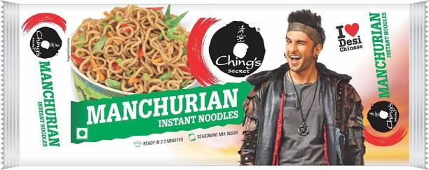 Ching's SECRET MANCHURIAN INSTANT NOODLES (2 X 240 GM ) PACK OF 2 Instant Noodles Vegetarian