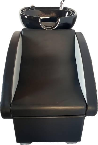 Jyoti Ecko Grey-Black Shampoo Chair