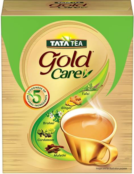 Tata Gold Care Tea Box