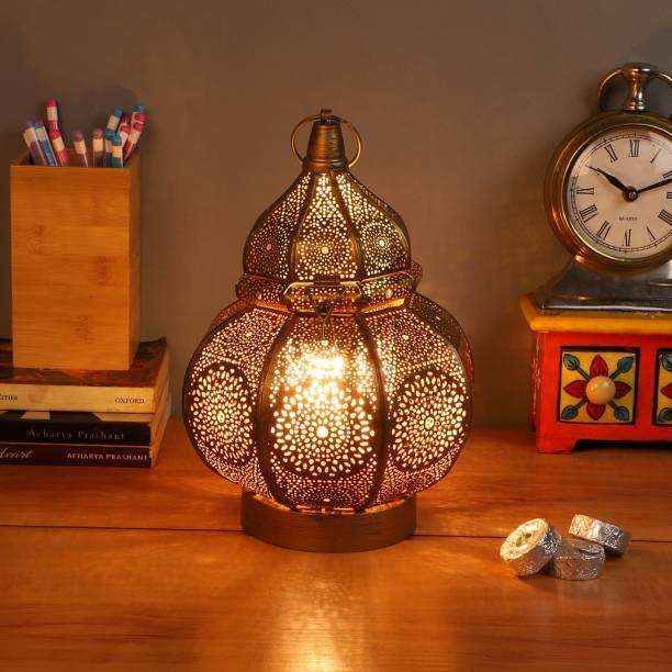 Gratus India beautiful night table lamp for home fragrance Diffuser Set