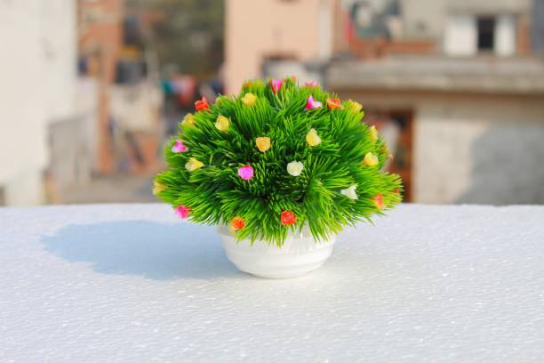 shanol Wild Artificial Plant  with Pot