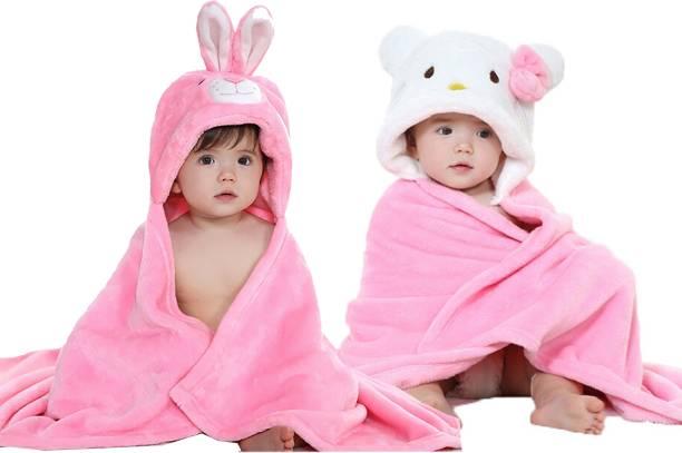 My New Born Cartoon Single Crib Baby Blanket