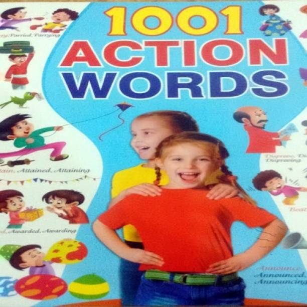 1001 ACTION WORDS
