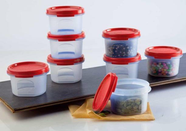 TUPPERWARE MM Round #1  - 200 ml Plastic Grocery Container