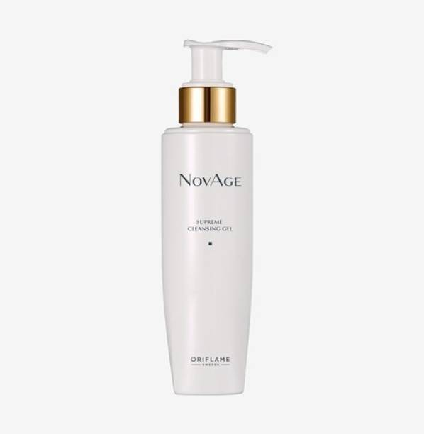Oriflame Sweden novage supreme cleansing gel Face Wash