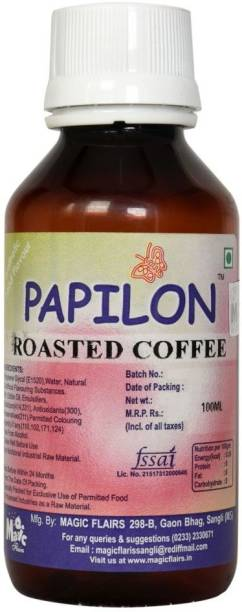 PAPILON Concentrated Coffee Food Flavour 100ml Coffee Liquid Food Essence