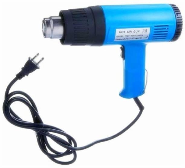 BALRAMA 1500W Heat Gun cum Hot Air Blower with Dual Temperature Control Hot Air Gun Machine 1500 W Heat Gun