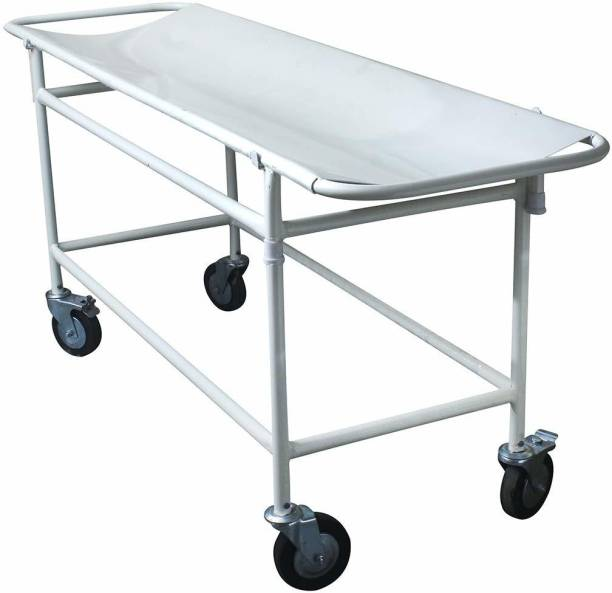 MAHABIR FURNITURE Iron Manual Hospital Bed