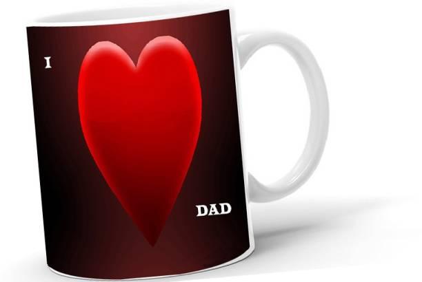 Lifedesign Happy Fathers Day - Gifting/Self Use Coffee - 2021M689 Ceramic Coffee Mug
