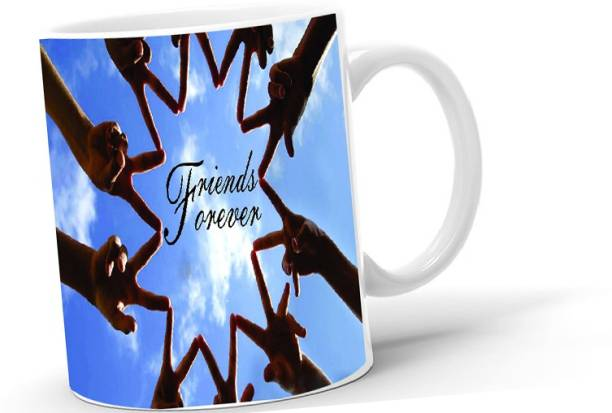 Lifedesign Happy Friendship Day - Gifting/Self Use Coffee - 2021M779 Ceramic Coffee Mug