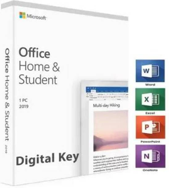 MICROSOFT Office 2019 Home & Student Windows only (Lifetime,Activation Code)