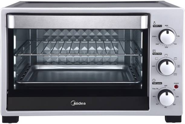 Midea 35-Litre MEO-35SZ21 Oven Toaster Grill (OTG)