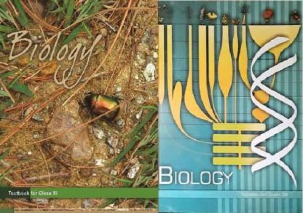 NCERT Biology Textbook For Class - 11 And Class - 12 ( Set Of 2 Original Books Combo ) (Paperback, NCERT)