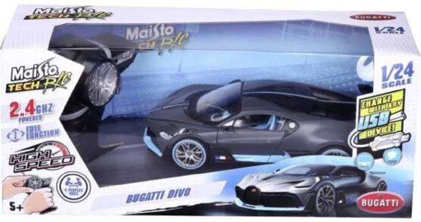 Maisto 82330 & 82333 Bugatti Divo
