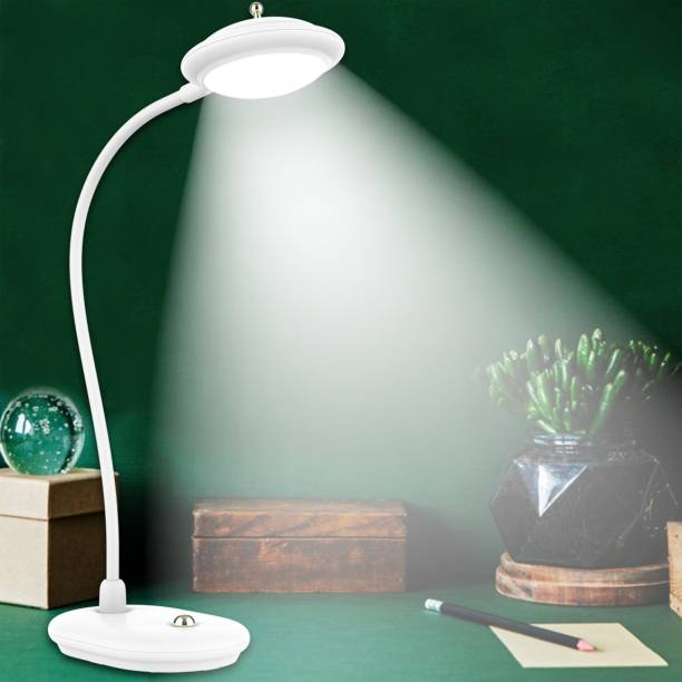 Pick Ur Needs Lithium Battery Rechargeable LED Touch On/Off Uniqe Switch Touch Dimmer Table Lamp Study Lamp
