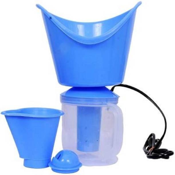 tosim VAPORISER 3 In 1 Nose Steamer, Cough Steamer, Nozzle Inhaler Steam Regular vipro vaporiser cum steam inhaler pack of-1color blue ,WHITE Vaporizer