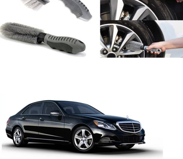 Ushergy Car tyre brush 2pcs CTB-187 2 Wheel Tire Cleaner