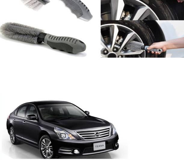 Ushergy Car tyre brush 2pcs CTB-228 2 Wheel Tire Cleaner